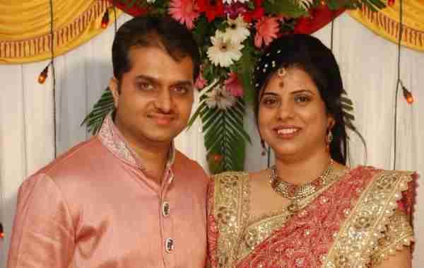 Ashish & Tejashree